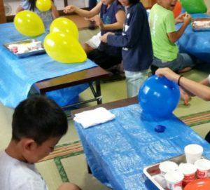 石倉学童風船