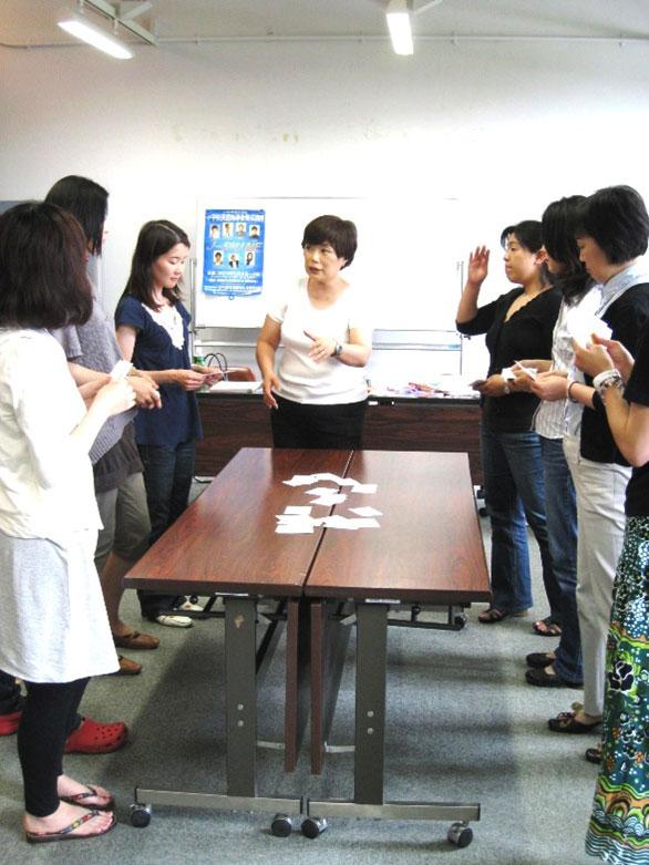 ぐんま小学校外国語活動実践連続講座 研究会